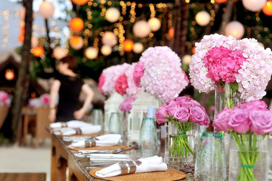What about the reception - How to Plan a Wedding on a Budget