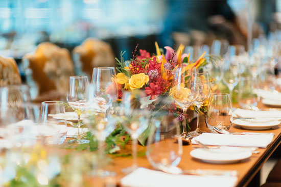 Food - What Should a Bride be Doing on the Big Day?
