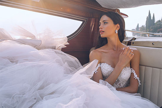 The wedding dress - What Should a Bride be Doing on the Big Day?